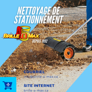 Nettoyage de stationnement Brille-O-Max